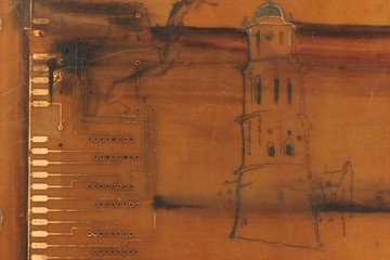Vilniaus katedros varpinės bokštas