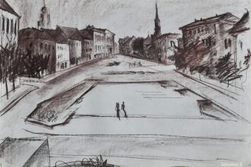 Vilnius, Rotušės aikštė
