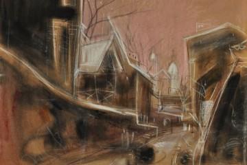 Senamiesčio gatvelė